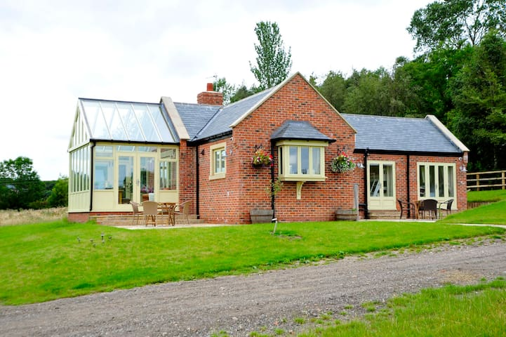 Luxury holiday cottage in Co.Durham - Beamish - Hus