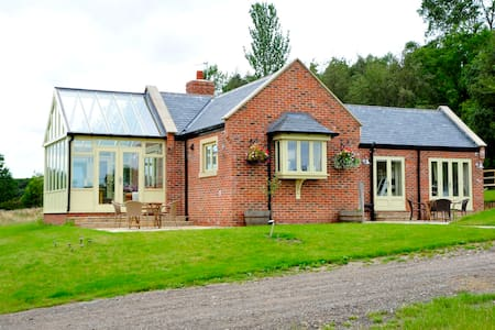 Luxury holiday cottage in Co.Durham - Beamish - Rumah
