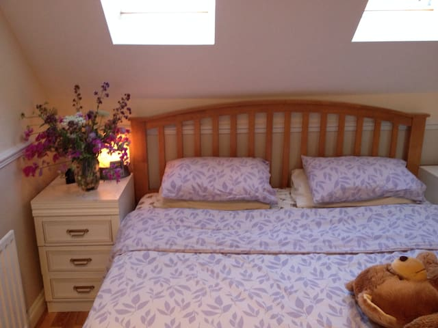 Beautiful Large Double Bedroom - Didcot - House