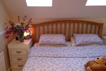 Beautiful Large Double Bedroom - Didcot - 独立屋