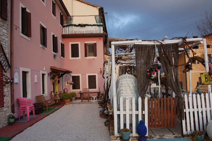 art b&b la casa del pittore - Lago - Bed & Breakfast