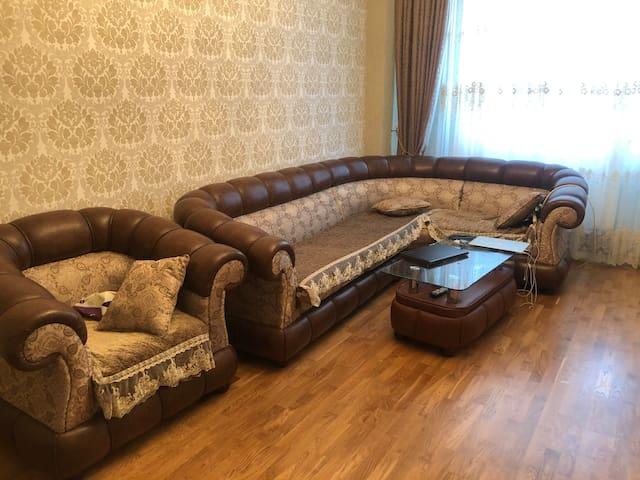 Уютный квартира