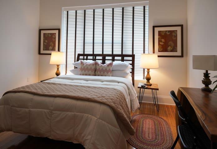 Scenic City Hostel Private Room Main Floor