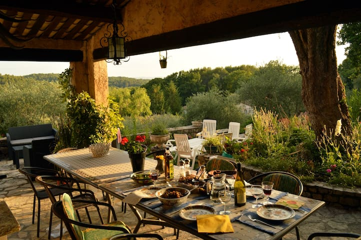 Your Dream Provencal Getaway near Cannes & Mougins - Opio - บ้าน