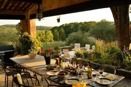 A Dream Provencal Getaway near Valbonne & Grasse