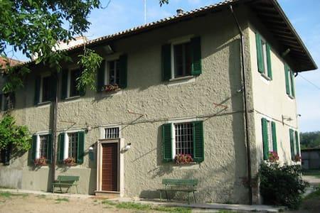 """La camera """"la quercia"""" - Boffalora sopra Ticino (MI) - Inap sarapan"""