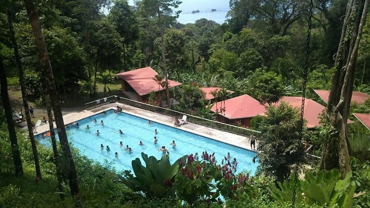 Mar y Selva, Puntarenas, Sleeps 50--your resort!
