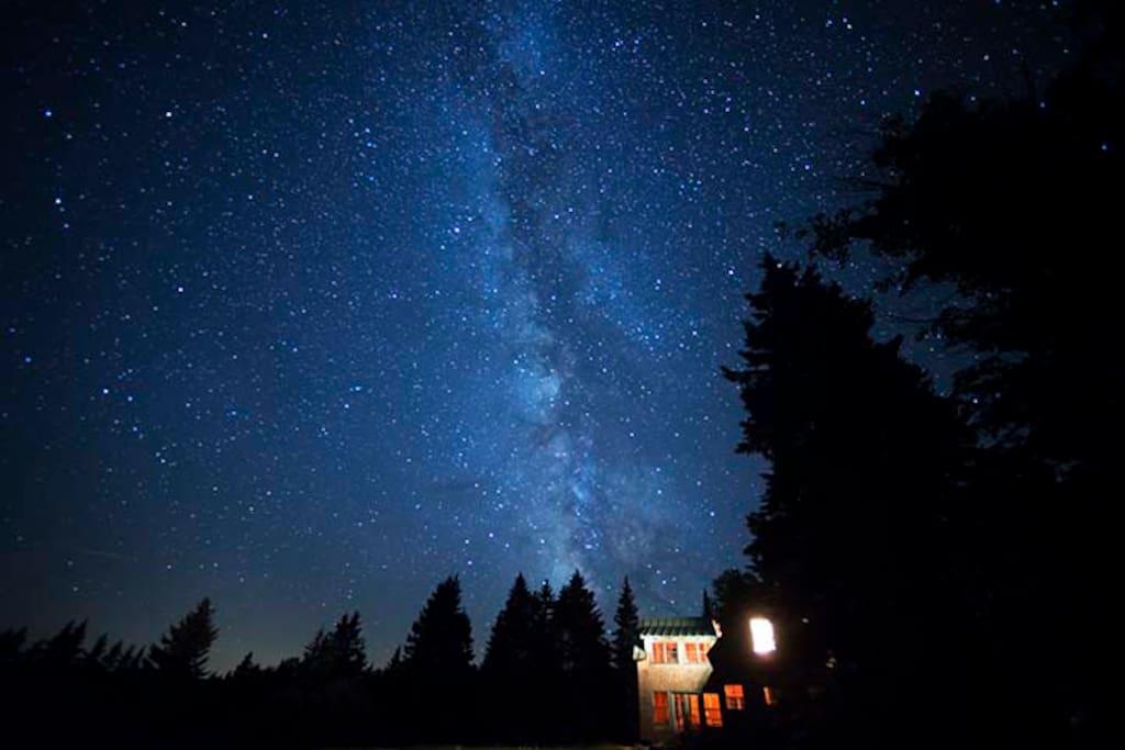 Great stargazing!