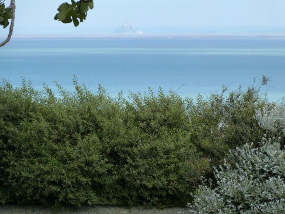 vue sur la baie