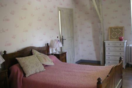 Chambre avec Salle d eau avec WC  - Issigeac - Dům