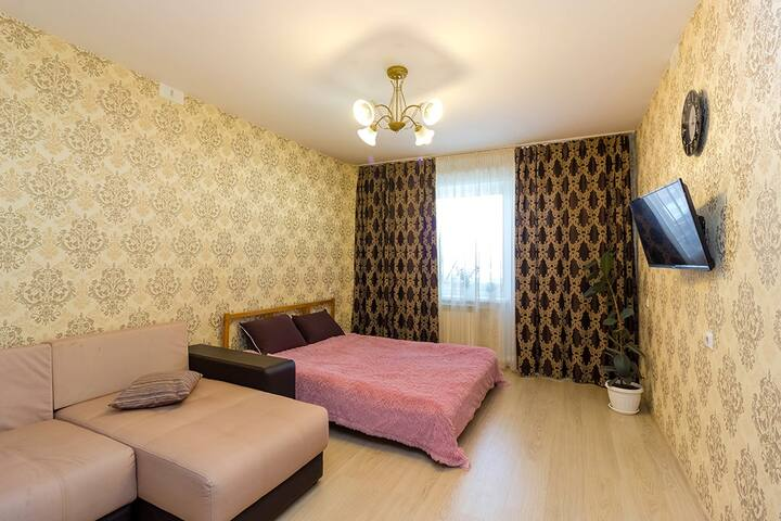 Квартира рядом с МНТК Фёдорова