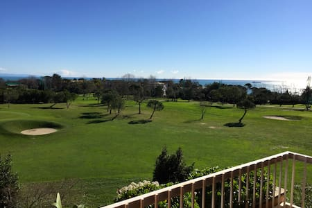 Golf view apartment - Arenzano