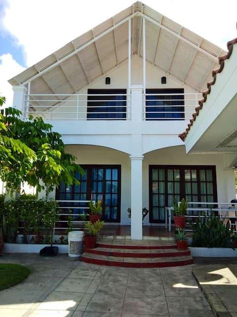 Beachfront Summerhouse