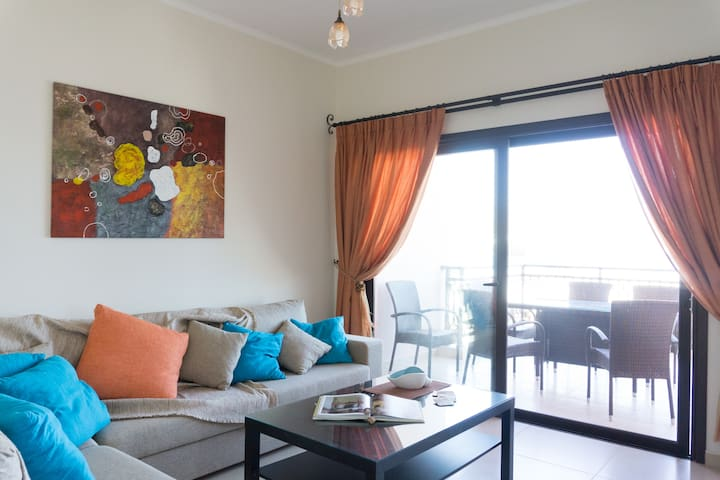 Porfyra's island luxury and sea view - Makry Gialos - Wohnung