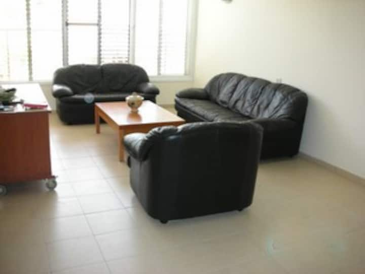 Good value in central Raanana: 3 BR
