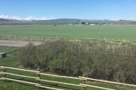 Country home, City Amenities - Bozeman - Lejlighed