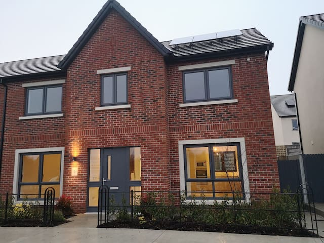 New house in Maynooth-5 mins from Main Street