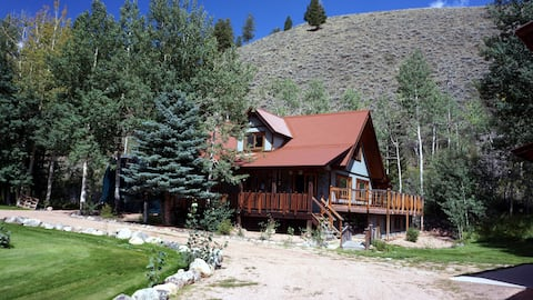 The Cabin at Gold Creek Meadows, Ohio City, CO