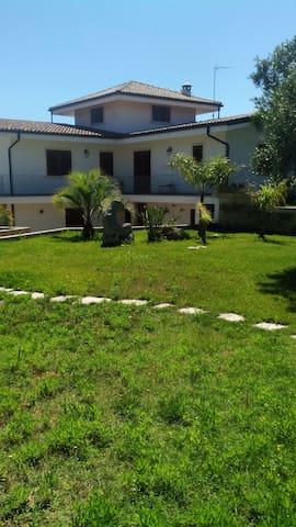 Anna's  House - Borgagne - Willa
