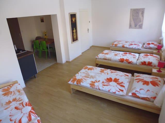 Rodinný apartmán - Kyjov - Rumah