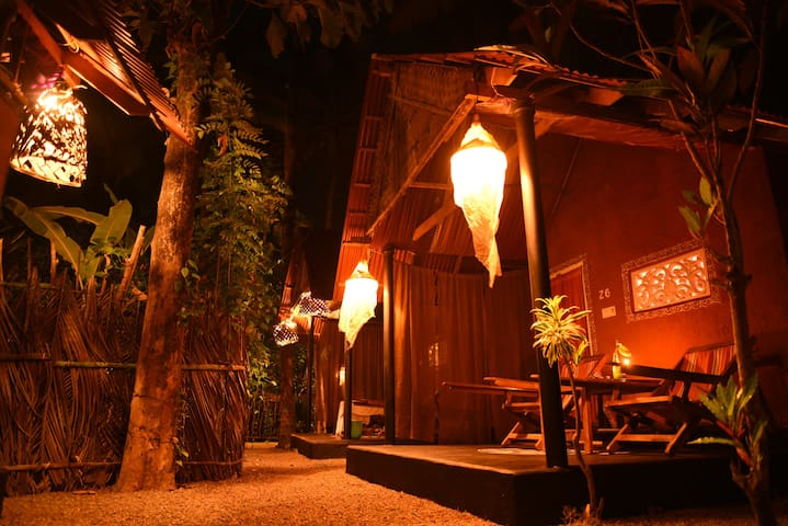 Eco Mud Cottages - Puccini Lala