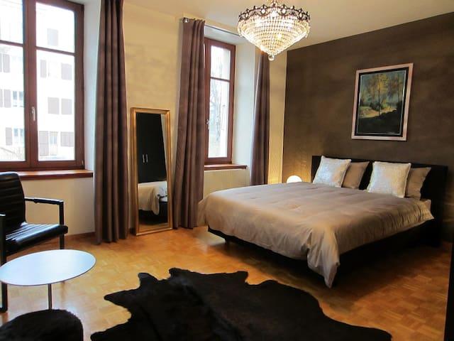 Joli appartement - La Chaux-de-Fonds - Huoneisto