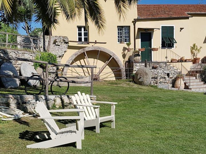 Il Mulino vacances au Moulin  (008031-LT-0328)