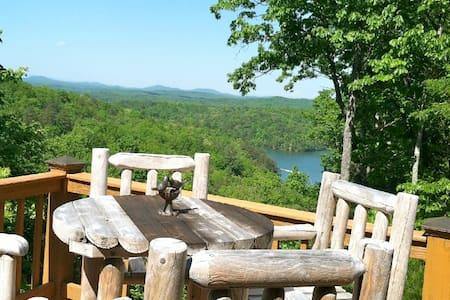 Waters of Serenity Cabin - Blue Ridge - Srub