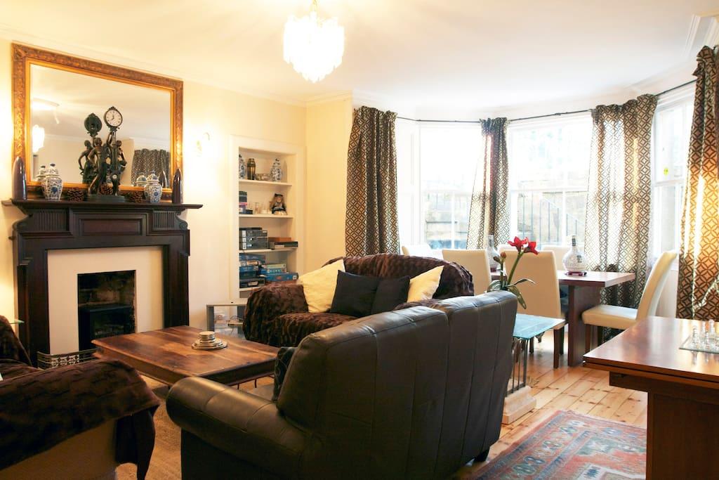 Edinburgh Garden Apartment Flats For Rent In Edinburgh