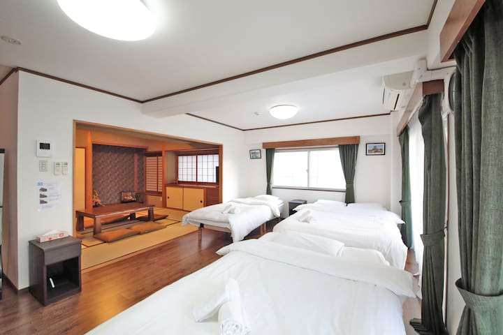 K-801A ♪Spacious 2 bedroom Penthouse Shooting Star