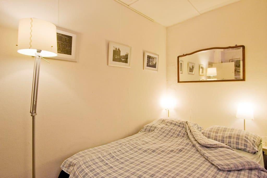 Nice room with en suite bath