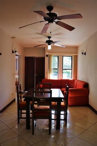 Fully Furnished Apartment #H1 - Guanacaste, Sardinal de Carillo - 公寓