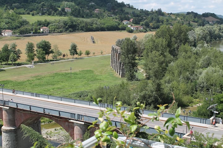 Appartamento con splendida vista - Acqui Terme - Appartement