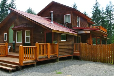 Cow Creek Cottage - Bonners Ferry - Maison