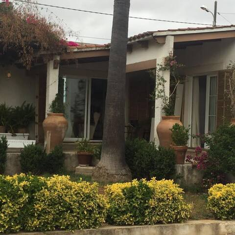 Casa acogedora a 7km de Palma - Palma - บ้าน