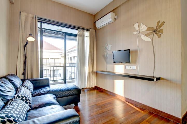 2-bedroom Grand Kuta Apartment - Kuta - Byt
