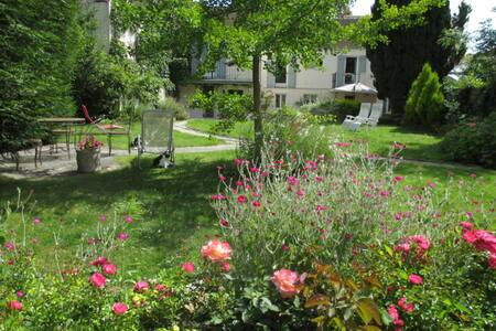 Beautiful Home close to Paris - Montfort-l'Amaury