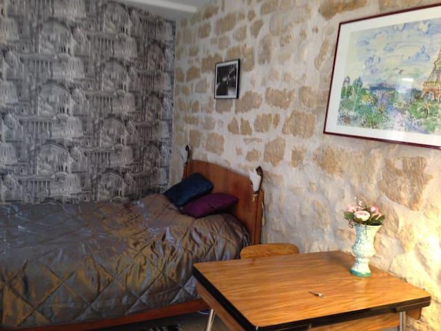Studio cosy,  République