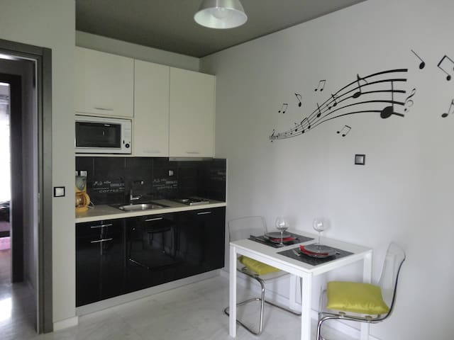 quiet apartment near Acropolis - Athens - House