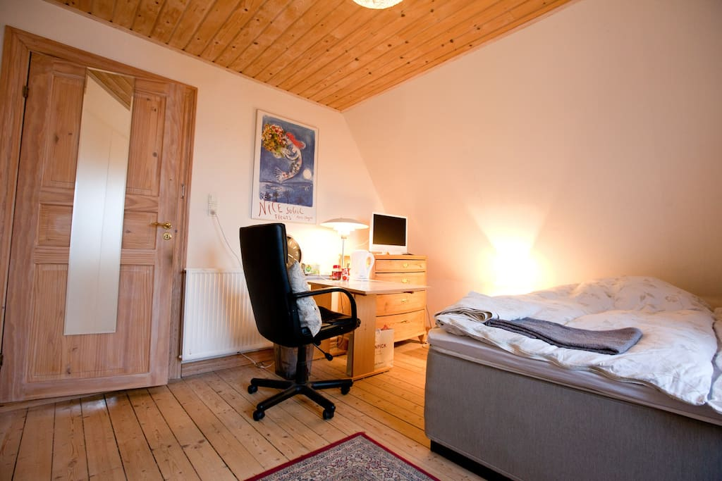 cheap Bed and Breakfast in Aalborg