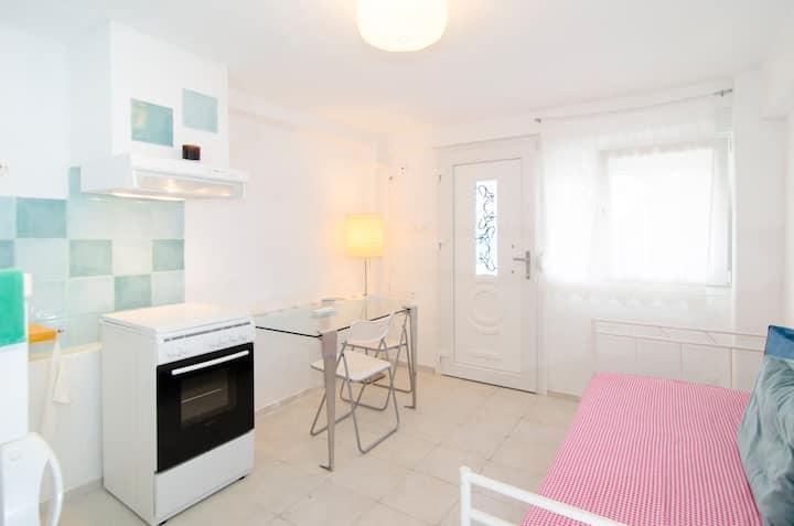 Persefoni apartment in Litochoro