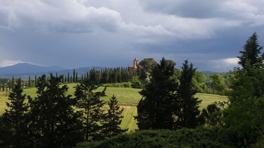 10 beds Tuscany dream - Buonconvento - Hus