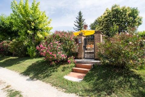 Park lodge apartment - La Fortezza Alta