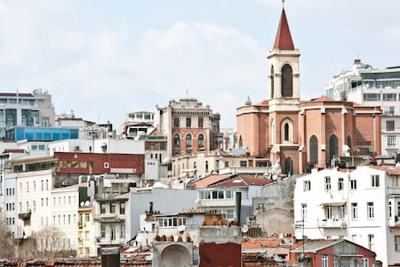 Beautiful Studio With A View - Istanbul - Talo
