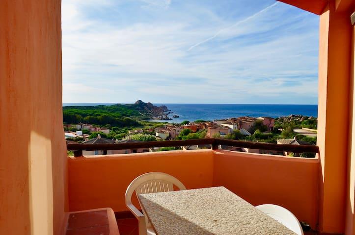 Sea view apartment - Province of Olbia-Tempio - Daire