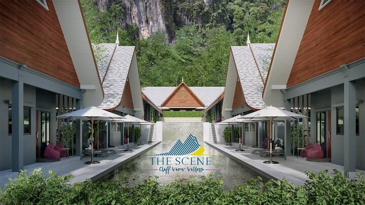 THE SCENE One Bedroom Pool Access Villas