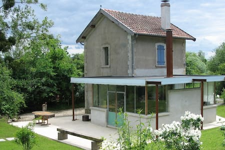 trackman's cottage, Meuse, France - Gercourt-et-Drillancourt - Hytte
