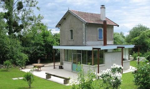 trackman's cottage, Meuse, France