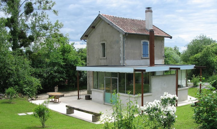 trackman's cottage, Meuse, France