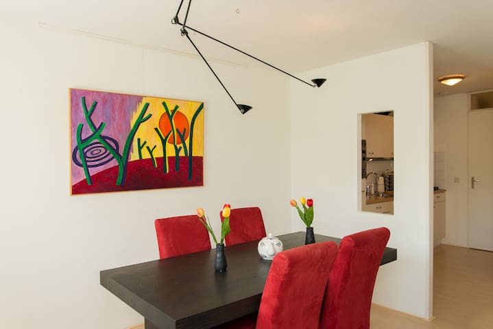 Spacious city apt. Luxury & modern - Breda - Apartment